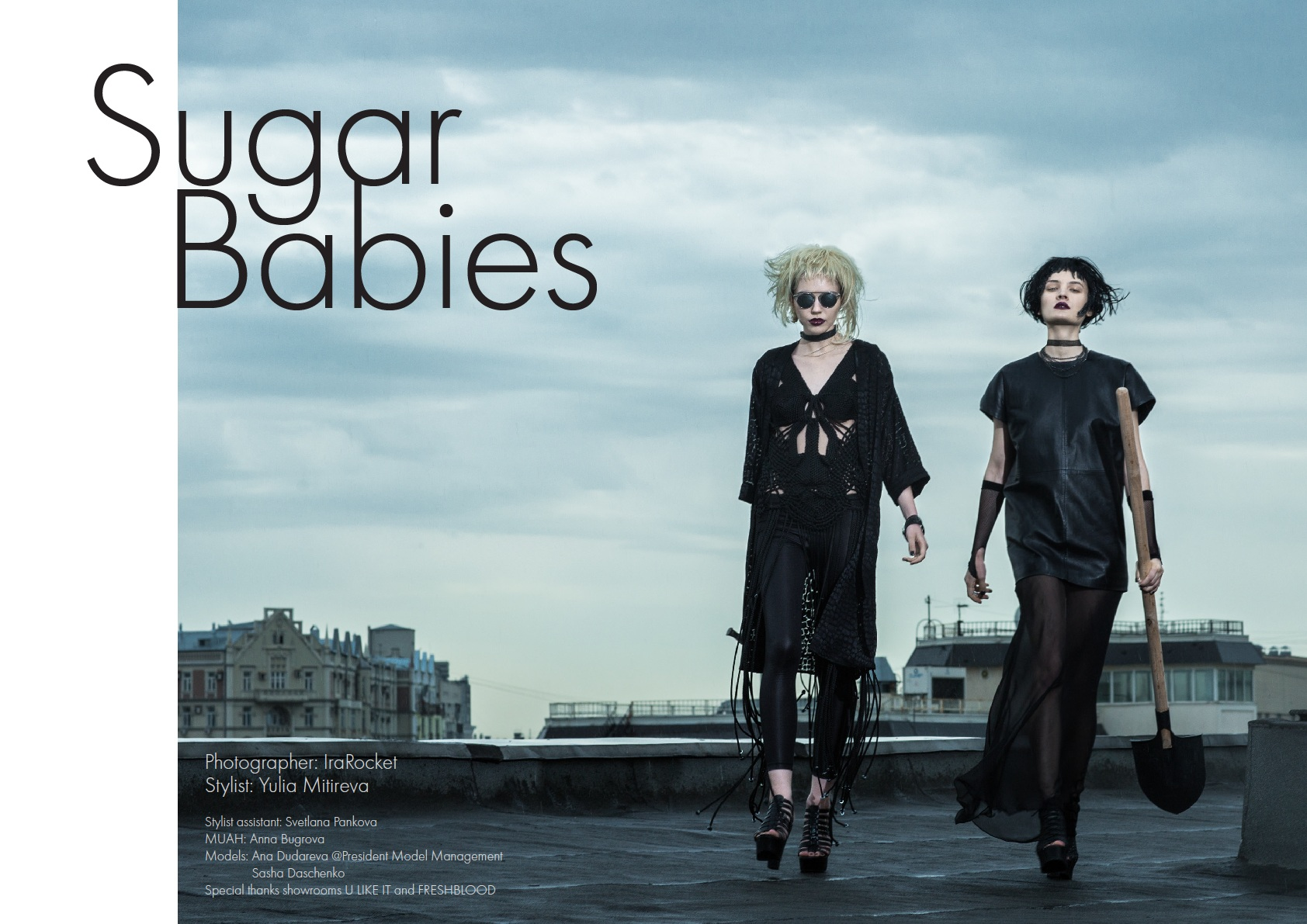 Fashion Stories «Sugar Babies»